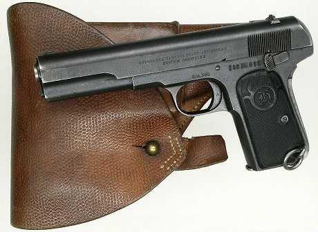 3)Пистолет со сложной судьбой – легендарный ТТ