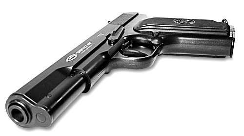 8)Пистолет со сложной судьбой – легендарный ТТ