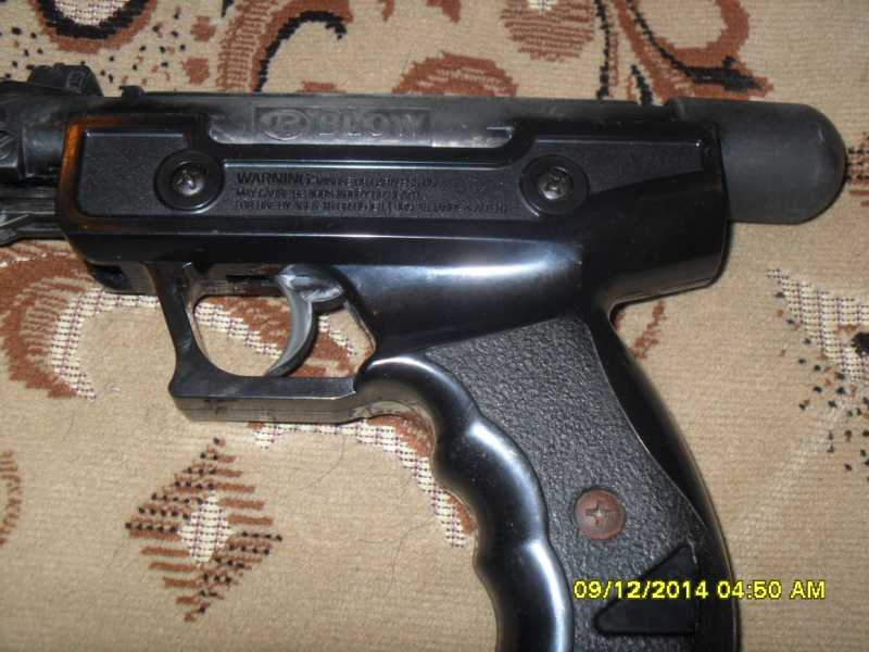 3)Обзор BLOW H-01