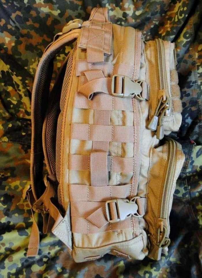 5)Тактический рюкзак