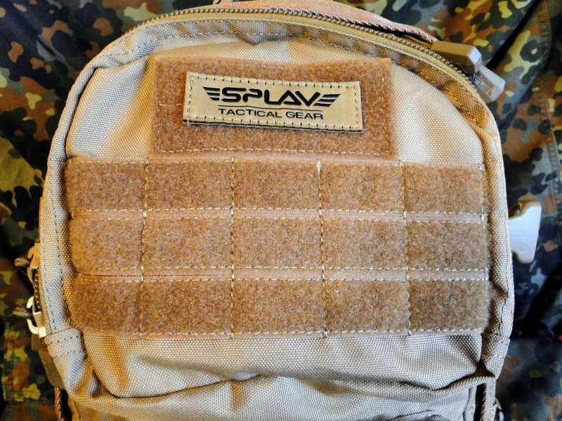 6)Тактический рюкзак