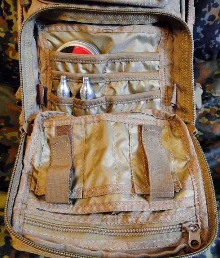 7)Тактический рюкзак