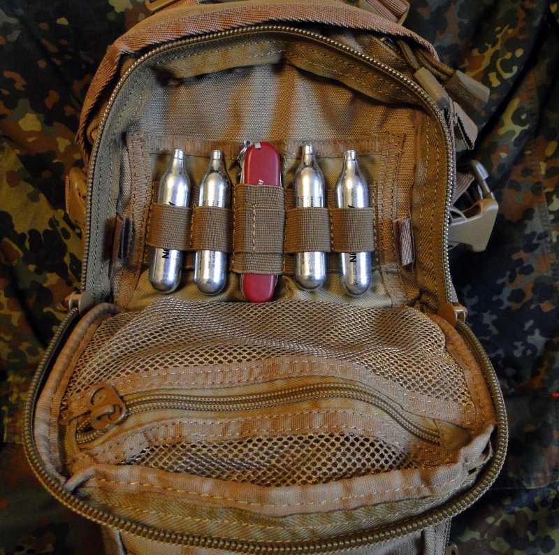 8)Тактический рюкзак