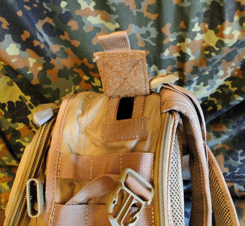 9)Тактический рюкзак