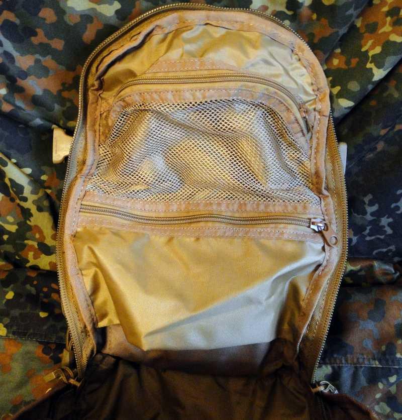 10)Тактический рюкзак