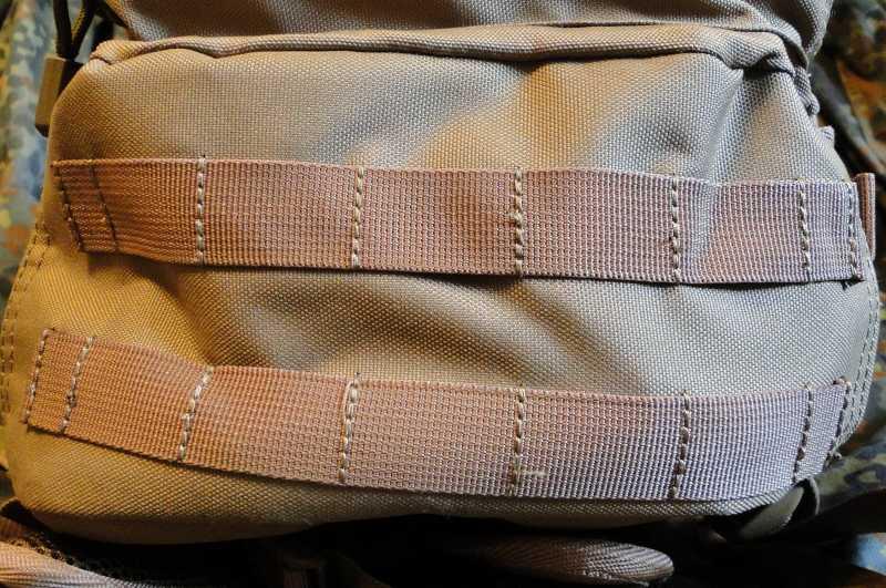 13)Тактический рюкзак