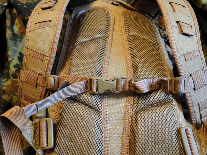 15)Тактический рюкзак