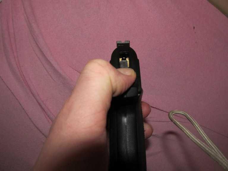 20)Всеядный буржуй или пневматический пистолет GAMO P-23 Combat