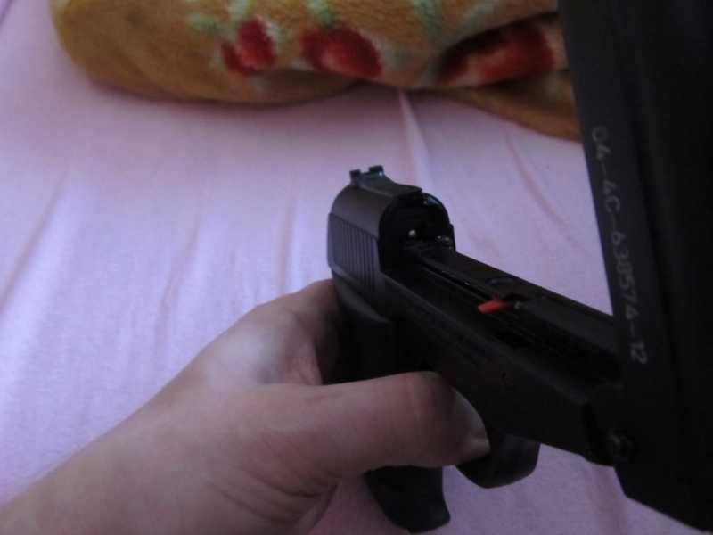 22)Всеядный буржуй или пневматический пистолет GAMO P-23 Combat