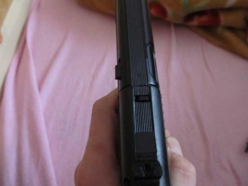 25)Всеядный буржуй или пневматический пистолет GAMO P-23 Combat