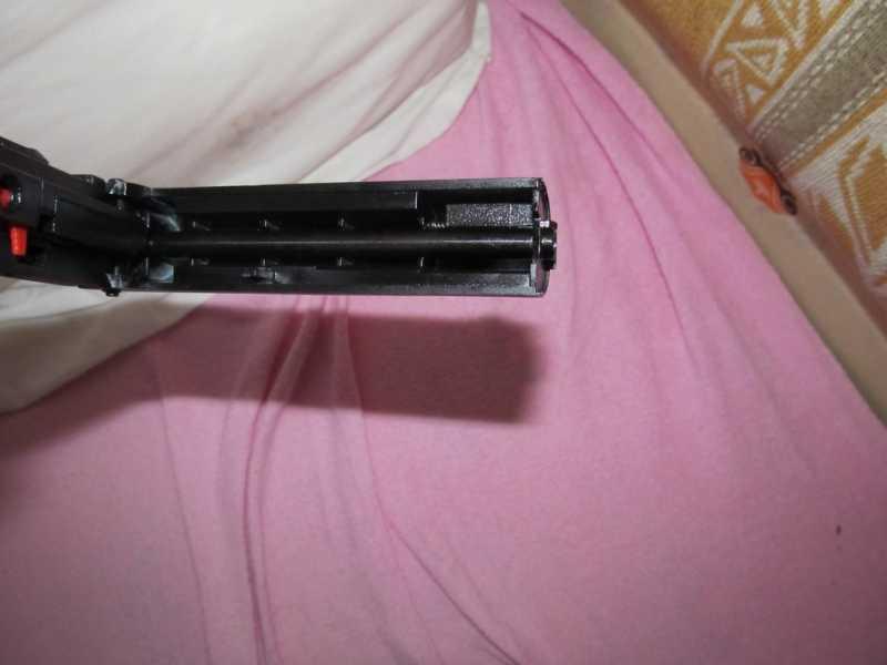 15)Всеядный буржуй или пневматический пистолет GAMO P-23 Combat