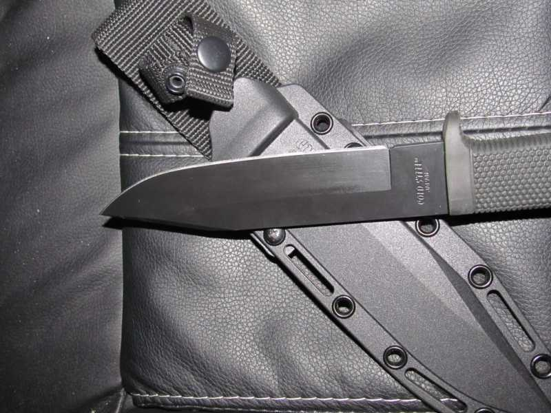 6)Cold Steel 38 SRK (SURVIVAL RESCUE KNIFE)