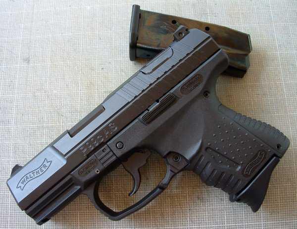 1)Обзор Umarex Walther CP99 Compact