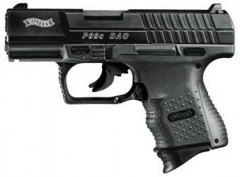 2)Обзор Umarex Walther CP99 Compact
