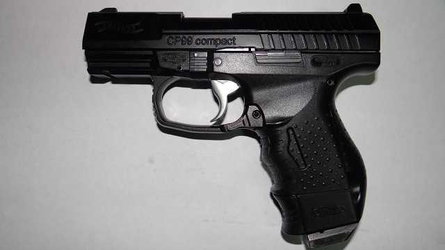 4)Обзор Umarex Walther CP99 Compact