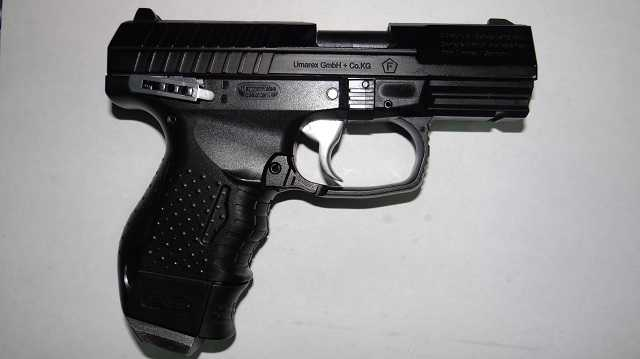 5)Обзор Umarex Walther CP99 Compact