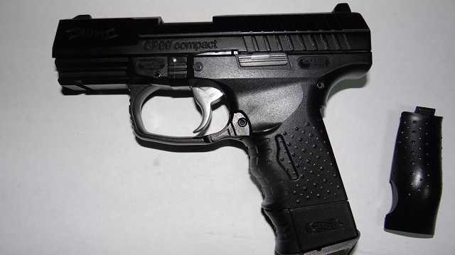 10)Обзор Umarex Walther CP99 Compact