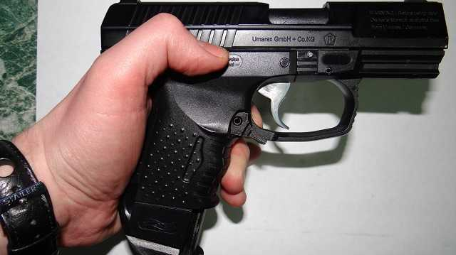12)Обзор Umarex Walther CP99 Compact