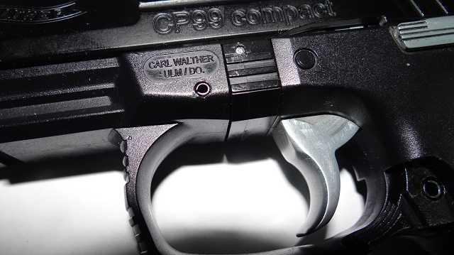14)Обзор Umarex Walther CP99 Compact
