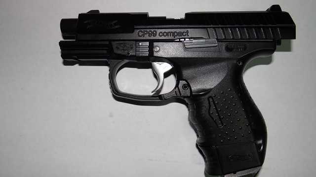18)Обзор Umarex Walther CP99 Compact