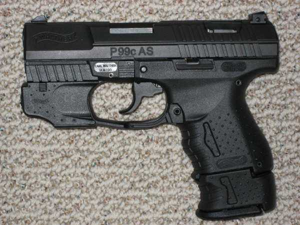 8)Обзор Umarex Walther CP99 Compact