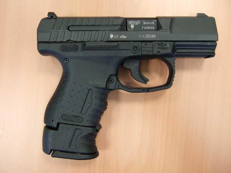 9)Обзор Umarex Walther CP99 Compact