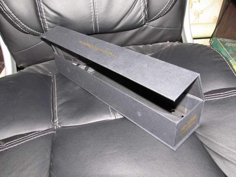 7)Ух Ё! Вот это Кинжал! или Kizlyar Supreme Sensei AUS-8 Black Titanium