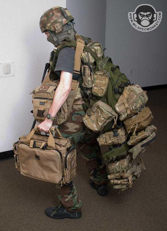 19)Тактический рюкзак