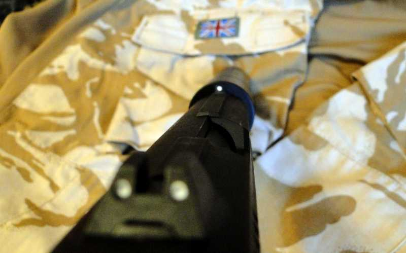 9)Обзор пневматического пистолета GAMO PT-85 Tactical Blowback.