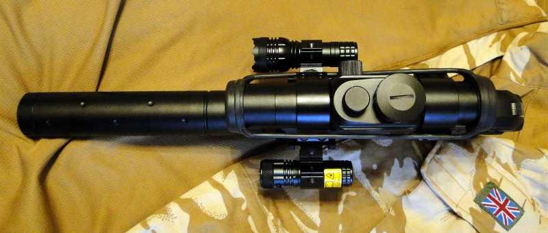 14)Обзор пневматического пистолета GAMO PT-85 Tactical Blowback.