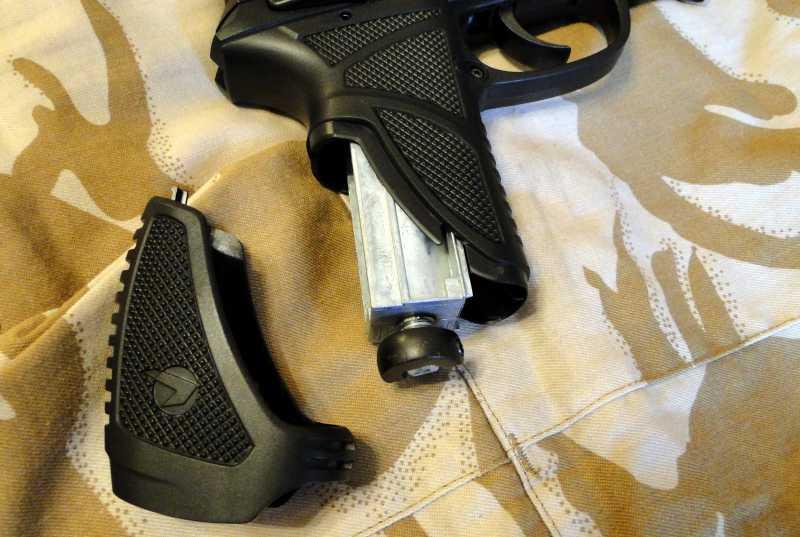 27)Обзор пневматического пистолета GAMO PT-85 Tactical Blowback.