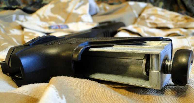 28)Обзор пневматического пистолета GAMO PT-85 Tactical Blowback.