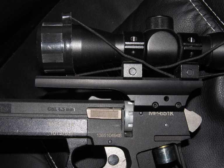 11)Отечественный пневмоконструктор или снова он, МР-651, но уже в полноценной версии 651-07