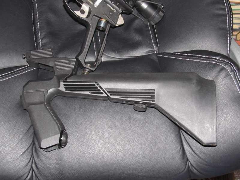 2)Отечественный пневмоконструктор или снова он, МР-651, но уже в полноценной версии 651-07