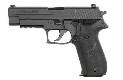 3)Немецко-швейцарское совершенство: Зиг Зауэр Р226