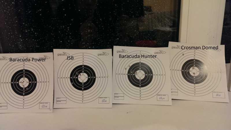 11)Crosman Vantage NP(R8-30020). Тест на убойность на примере 4 видов пуль.