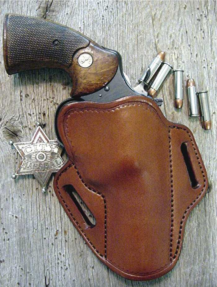 4)Роллс-ройс среди револьверов –Кольт Питон!