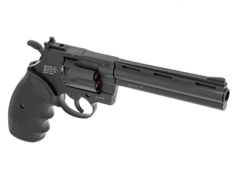 8)Роллс-ройс среди револьверов –Кольт Питон!