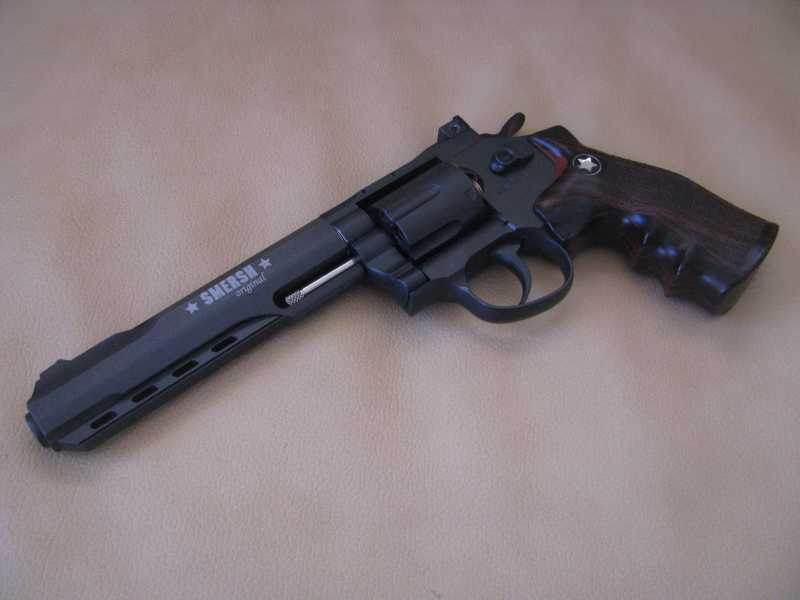 10)Муки выбора! Какой шаровой револьвер лучше!