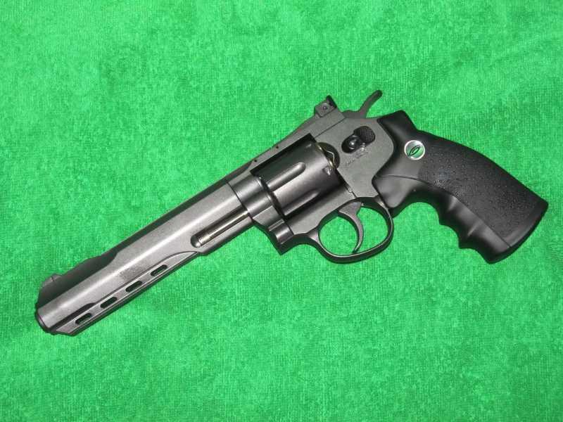 9)Муки выбора! Какой шаровой револьвер лучше!