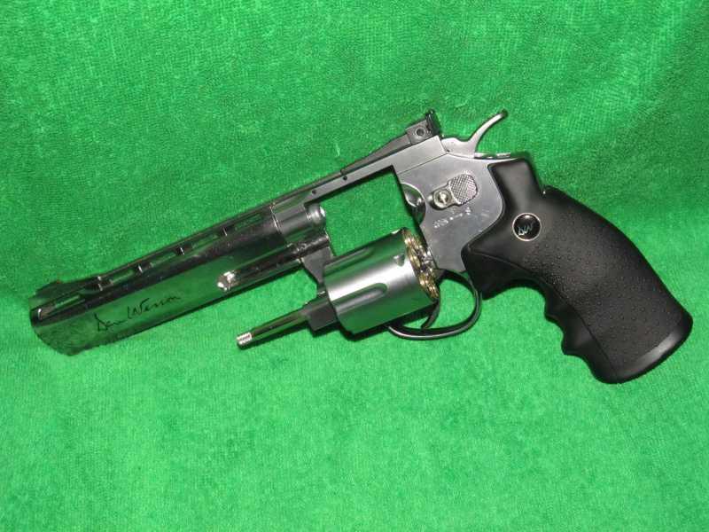 12)Муки выбора! Какой шаровой револьвер лучше!
