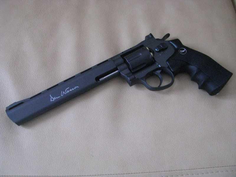 15)Муки выбора! Какой шаровой револьвер лучше!