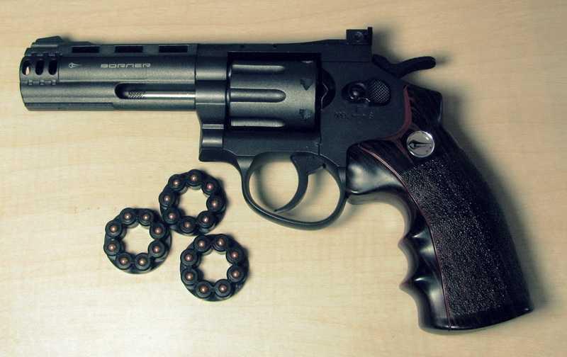 16)Муки выбора! Какой шаровой револьвер лучше!