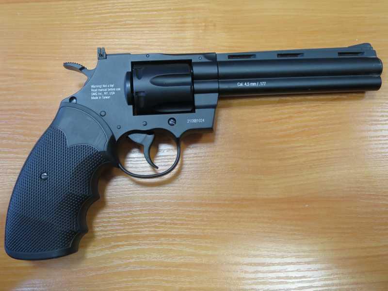 22)Муки выбора! Какой шаровой револьвер лучше!