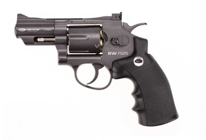 23)Муки выбора! Какой шаровой револьвер лучше!
