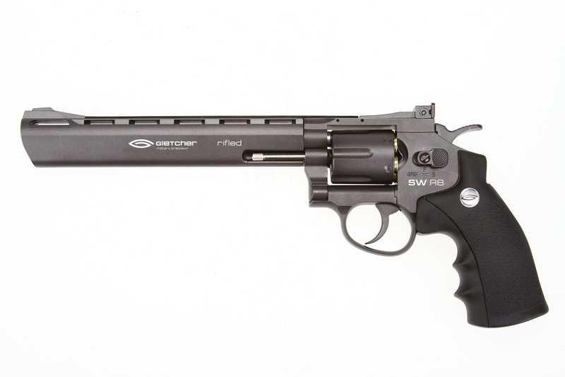 26)Муки выбора! Какой шаровой револьвер лучше!