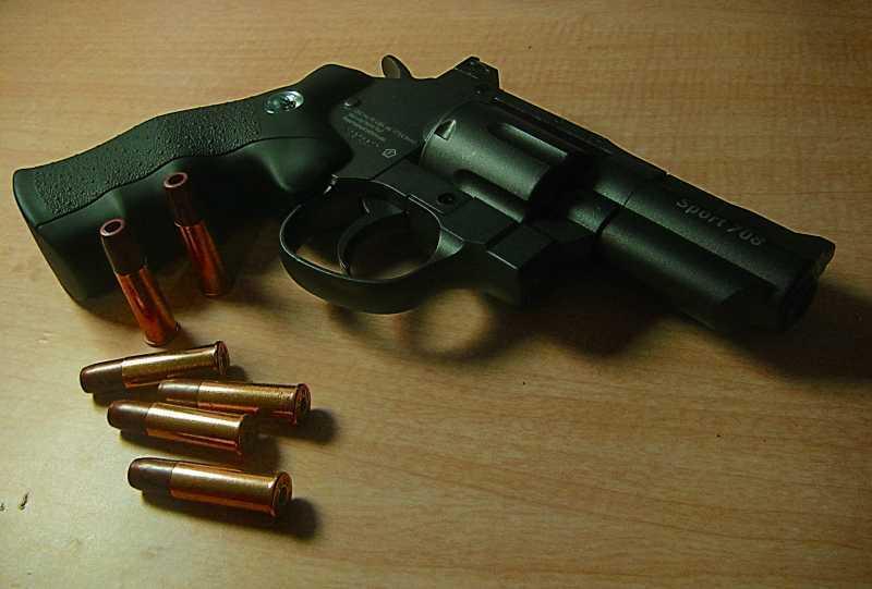 5)Муки выбора! Какой шаровой револьвер лучше!