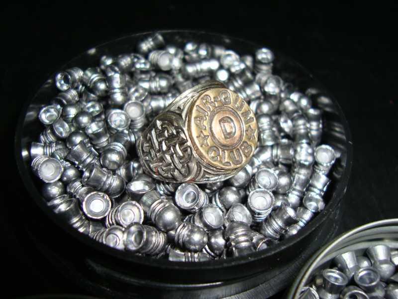 21)рождение AIR-GUN кольца