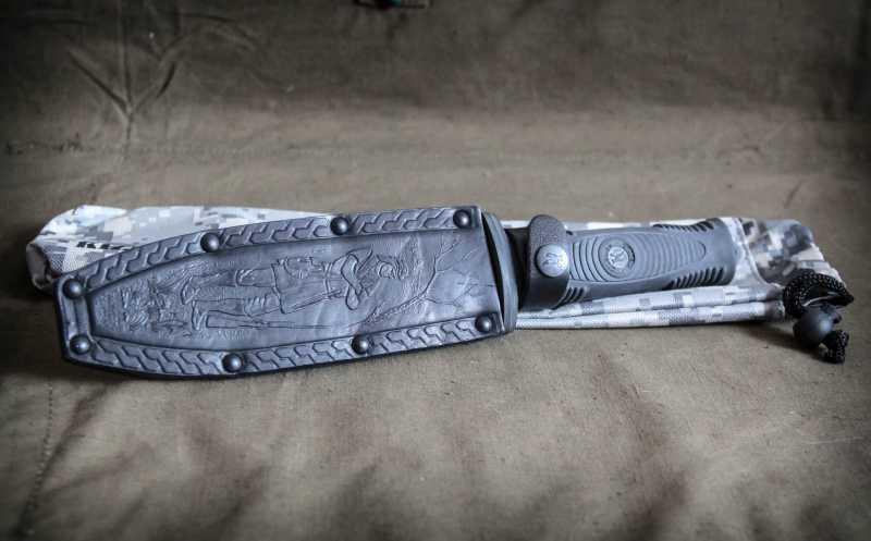 13)Кизлярский нож