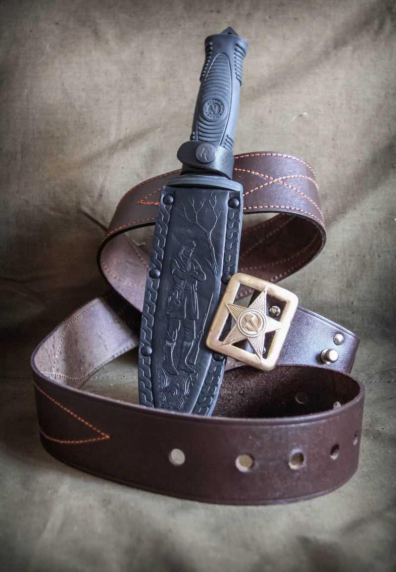 16)Кизлярский нож